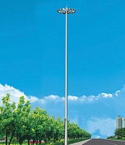 high-mast-pole